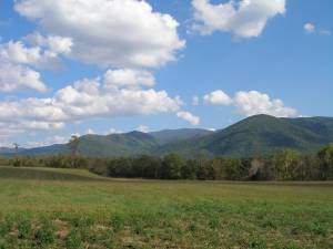 Gorgeous Scenery in Cades Cove